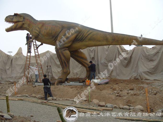 仿真恐龙-霸王龙