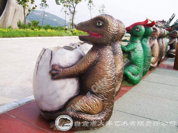 仿真雕塑--垃圾桶